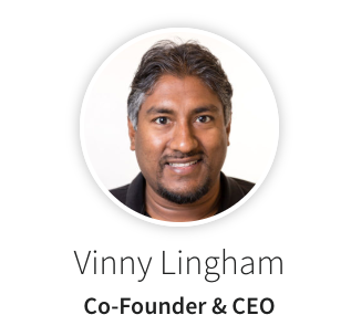 Vinny Lingham profile